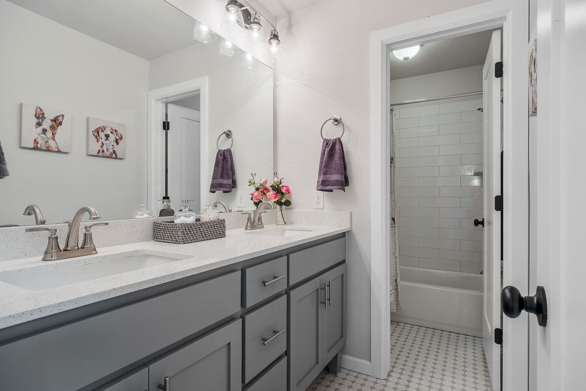 Bathroom featured in the Nottingham By Ideal Homes in Oklahoma City, OK
