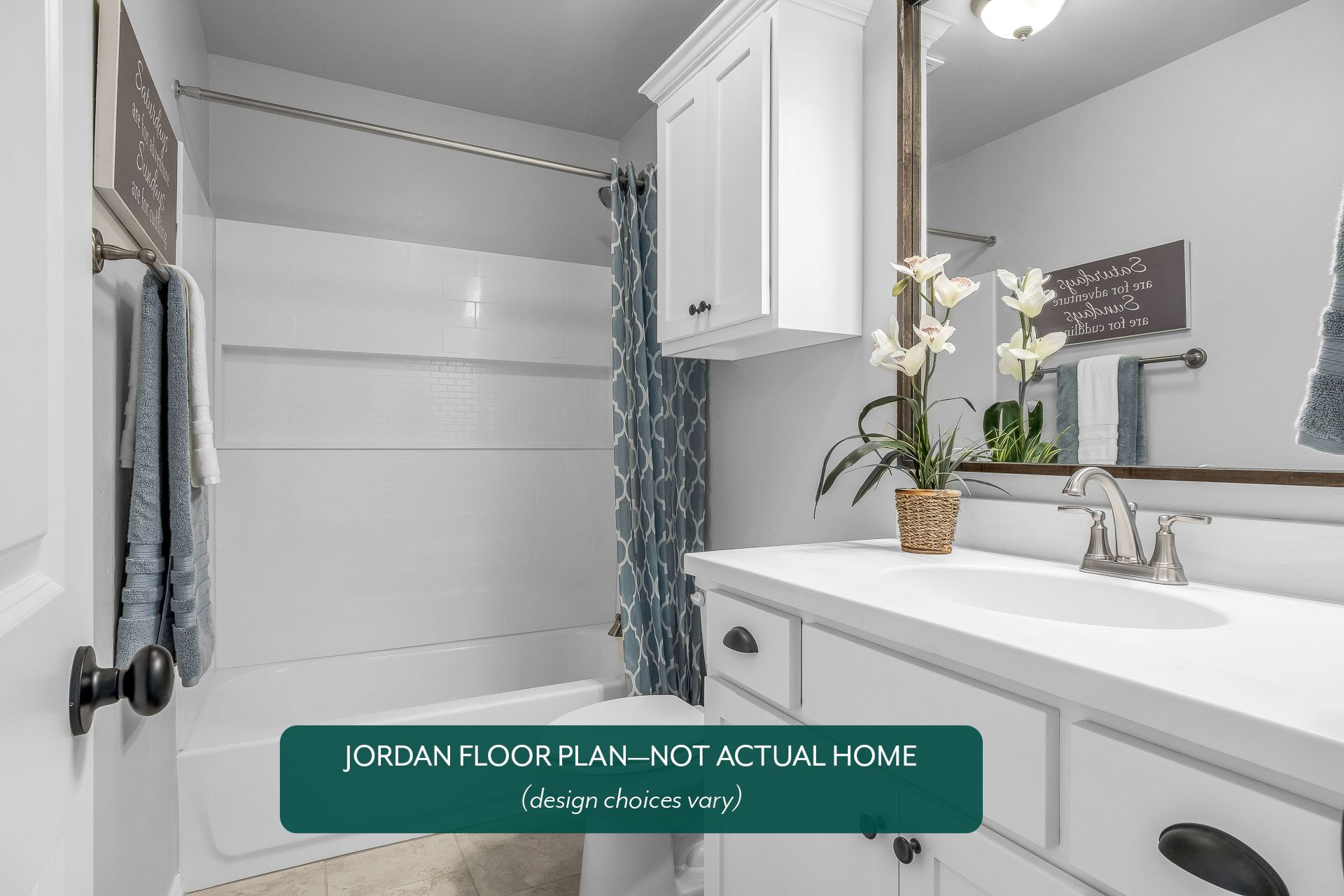 Bathroom featured in the Jordan By Ideal Homes in Oklahoma City, OK