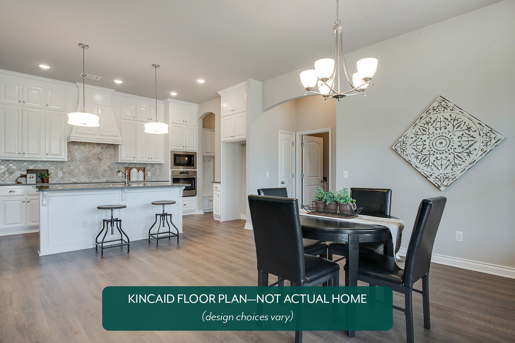 Kitchen featured in the 809 Scully Road By Ideal Homes in Oklahoma City, OK