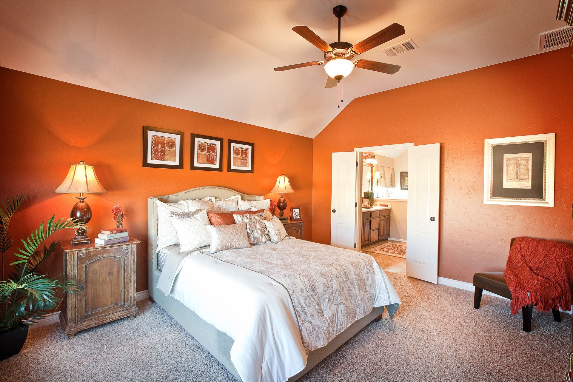 Bedroom featured in the Hendrix By Ideal Homes in Oklahoma City, OK