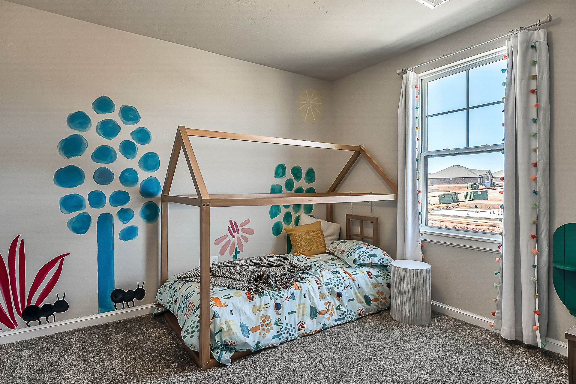 Bedroom featured in the Prescott By Ideal Homes in Oklahoma City, OK
