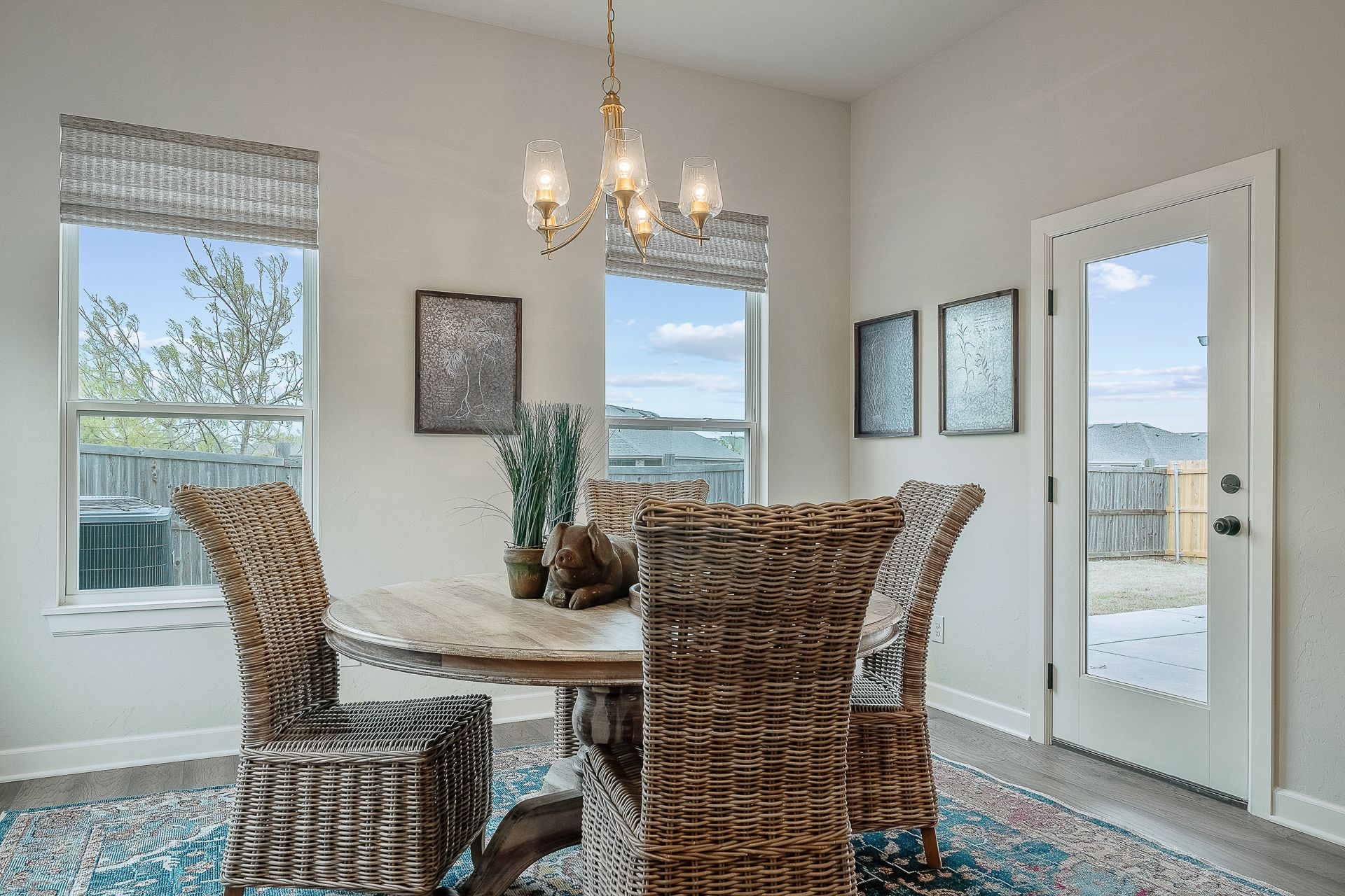 Kitchen featured in the Orwell By Ideal Homes in Oklahoma City, OK