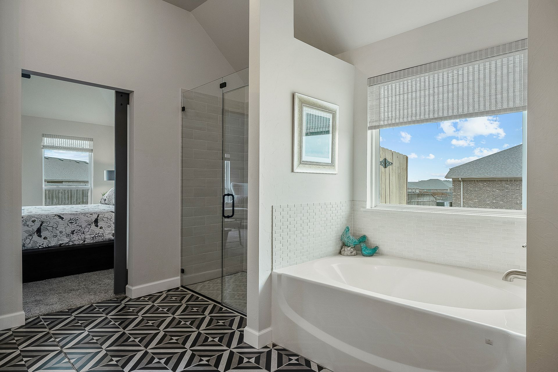 Bathroom featured in the Orwell By Ideal Homes in Oklahoma City, OK