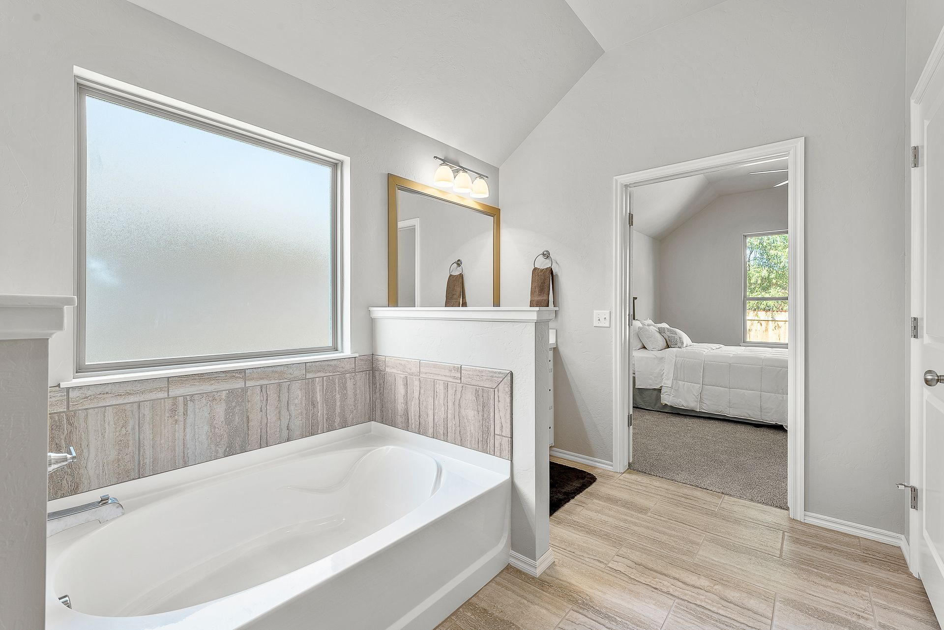 Bathroom featured in the Marietta By Ideal Homes in Oklahoma City, OK