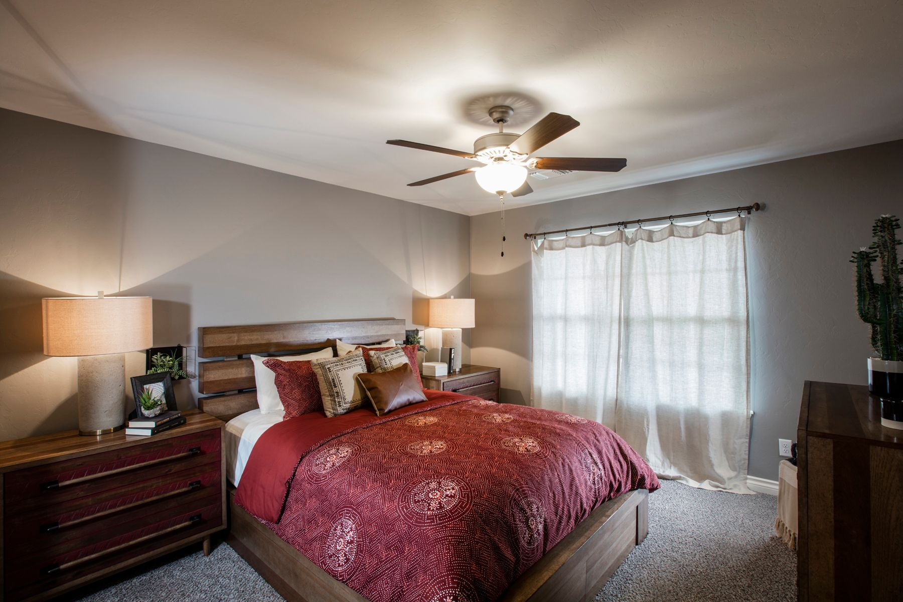 Bedroom featured in the Frederickson By Ideal Homes in Oklahoma City, OK