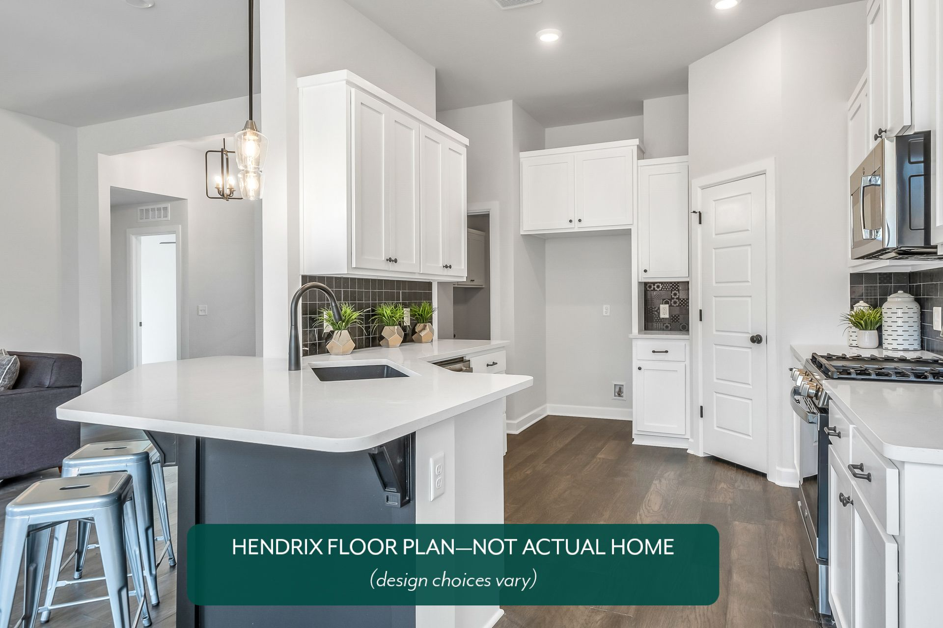 Kitchen featured in the 612 Firefork Avenue By Ideal Homes in Oklahoma City, OK