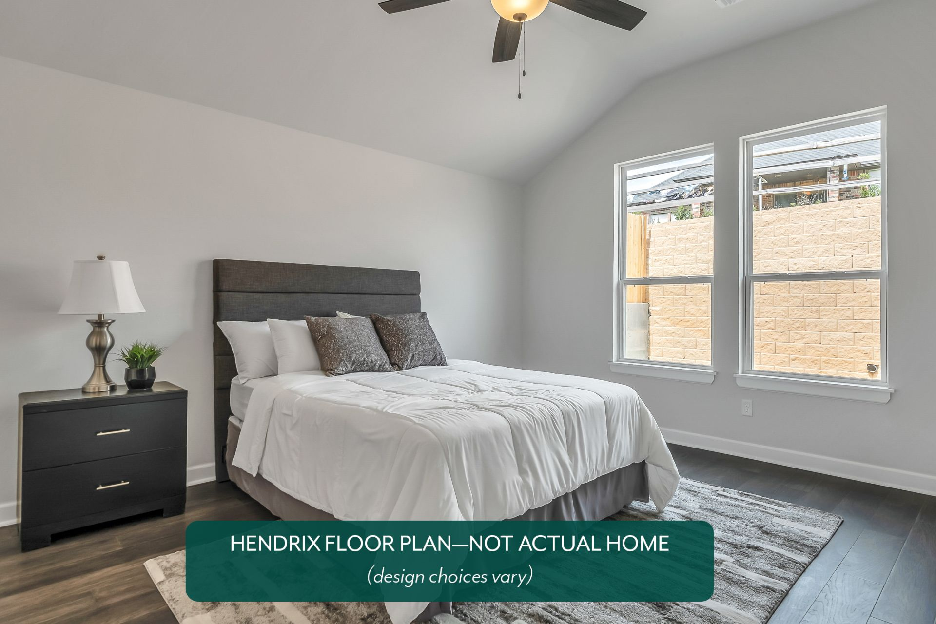 Bedroom featured in the 612 Firefork Avenue By Ideal Homes in Oklahoma City, OK