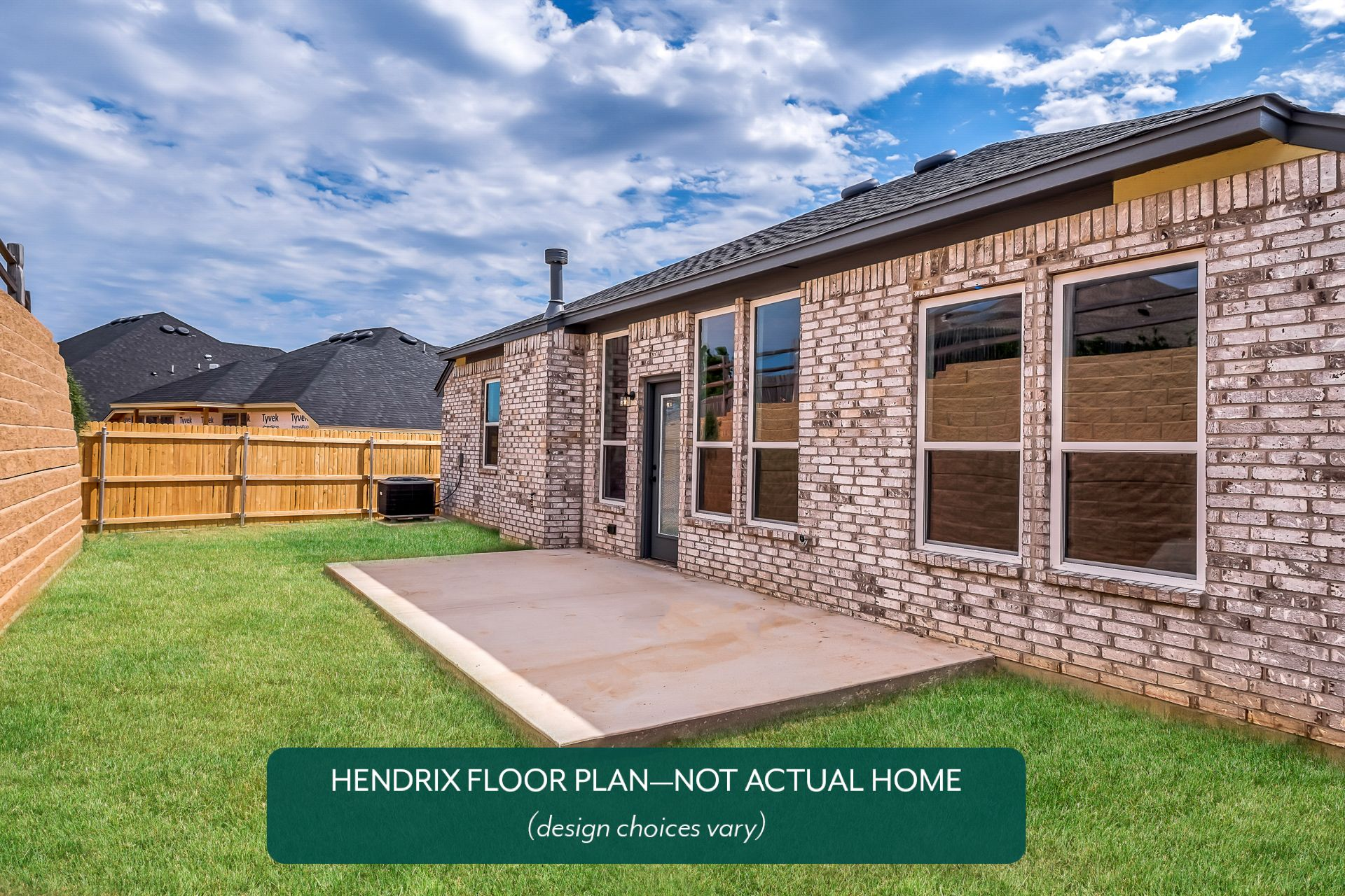 Exterior featured in the 612 Firefork Avenue By Ideal Homes in Oklahoma City, OK