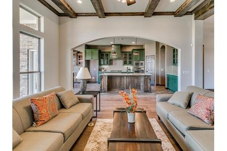 Greatroom-and-Dining-in-Halstead-at-The Reserve at Valencia-in-Edmond