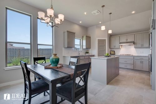Kitchen-in-Morrison-at-Native Plains-in-Moore