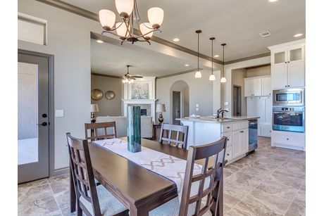 Kitchen-in-Ashworth-at-The Reserve at Valencia-in-Edmond