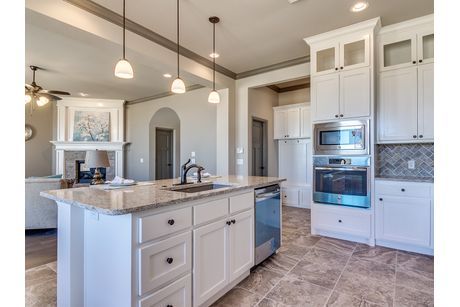 Kitchen-in-Ashworth Farmhouse-at-The Reserve at Valencia-in-Edmond