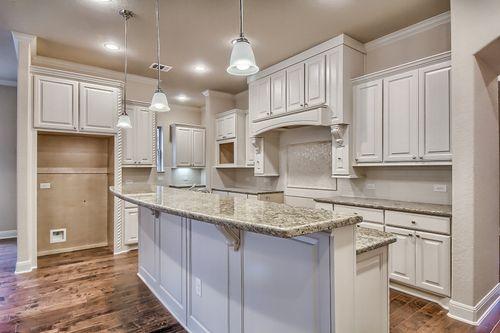 Kitchen-in-Sedona-at-Monteverde in Cibolo Canyons-in-San Antonio