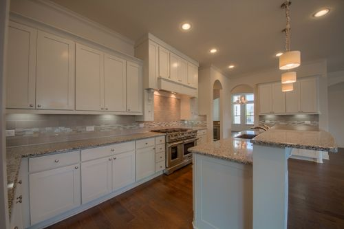 Kitchen-in-Sonoma-at-Monteverde in Cibolo Canyons-in-San Antonio