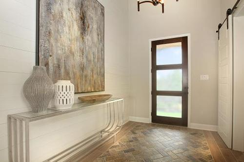 Foyer-in-Sequoia-at-Sunday Creek at Kinder Ranch-in-San Antonio