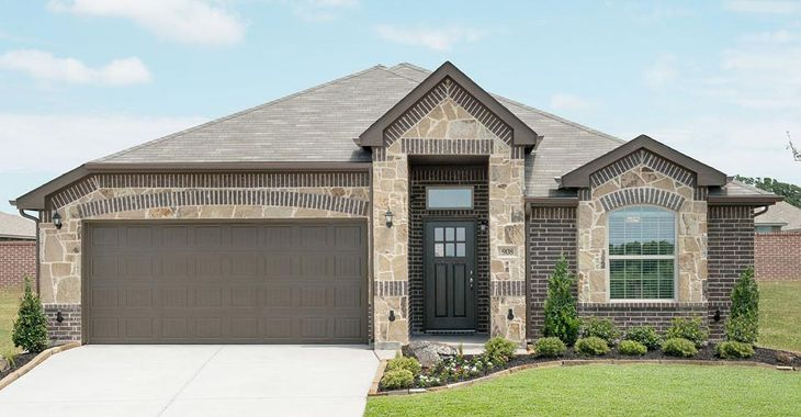 The Heights of Weatherford Estates in Weatherford, TX :: New