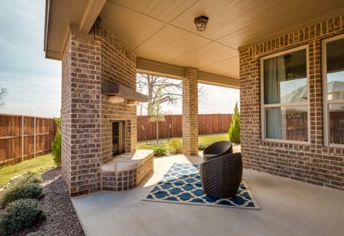 Bar C Ranch By Impression Homes In Fort Worth Texas
