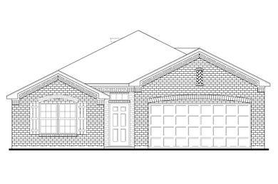 Lincoln Glen Mills Village Saginaw Texas Impression Homes Under Construction