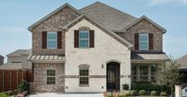 Marine Creek Ranch by Impression Homes in Fort Worth Texas