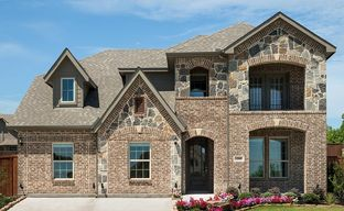 Live Oak Creek by Impression Homes in Fort Worth Texas