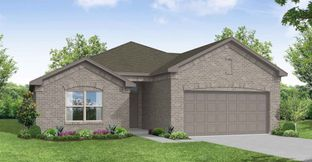 Lincoln - Woodland Springs: Crowley, Texas - Impression Homes