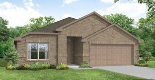 Cheyenne - Woodland Springs: Crowley, Texas - Impression Homes