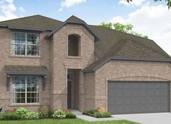 Raleigh - Aspen Meadows: Krugerville, Texas - Impression Homes