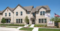 Meadow Crest by Impression Homes in Fort Worth Texas