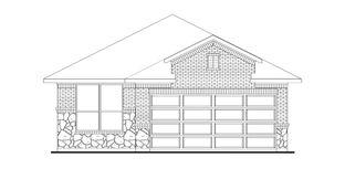 Birch - Aubrey Creek Estates: Aubrey, Texas - Impression Homes