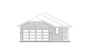 Mesquite - Aubrey Creek Estates: Aubrey, Texas - Impression Homes