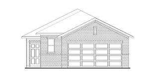 Cottonwood - Aubrey Creek Estates: Aubrey, Texas - Impression Homes