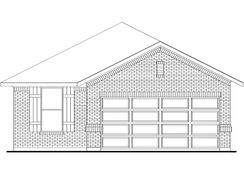 Hickory - Aubrey Creek Estates: Aubrey, Texas - Impression Homes