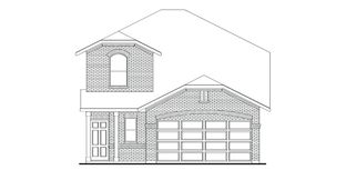Willow - Aubrey Creek Estates: Aubrey, Texas - Impression Homes