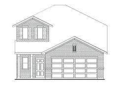 Maple - Aubrey Creek Estates: Aubrey, Texas - Impression Homes