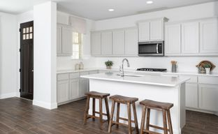 Coventry East Townhomes by Impression Homes in Fort Worth Texas