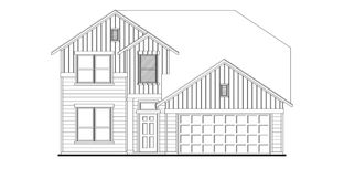 Wyler - The Landing at Providence Village: Aubrey, Texas - Impression Homes