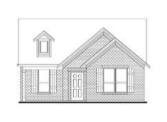 Bastrop - Greenway: Celina, Texas - Impression Homes