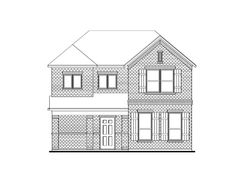 Thorndale - Greenway: Celina, Texas - Impression Homes