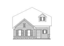 Lockhart - Greenway: Celina, Texas - Impression Homes