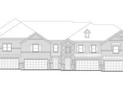 Hendrik - Prestonwood Manor: Carrollton, Texas - Impression Homes
