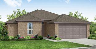 Albany - Woodland Springs: Crowley, Texas - Impression Homes
