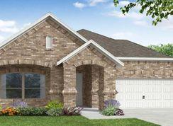 Cambridge - Creek Valley: Garland, Texas - Impression Homes