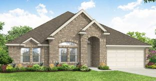 Balmoral - Timberbrook: Northlake, Texas - Impression Homes