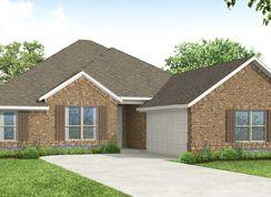Somerton - Riverwalk: Mansfield, Texas - Impression Homes