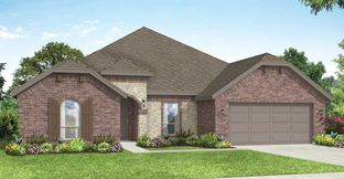 Hampton - Clairmont Estates: Ponder, Texas - Impression Homes