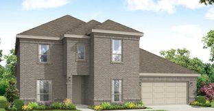 Radcliffe - Fox Hollow: Forney, Texas - Impression Homes