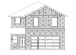 Mulberry - Hardeman Estates: Justin, Texas - Impression Homes