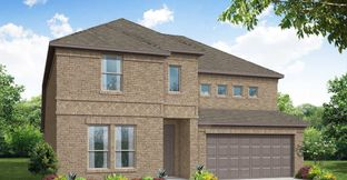 Winchester - Heather Meadows: Fort Worth, Texas - Impression Homes