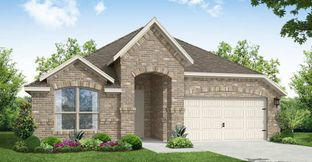 Canterbury - Creek Valley: Garland, Texas - Impression Homes