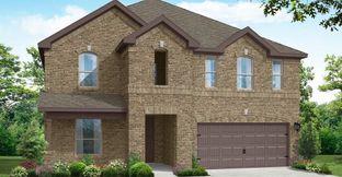 Preston - Creek Valley: Garland, Texas - Impression Homes